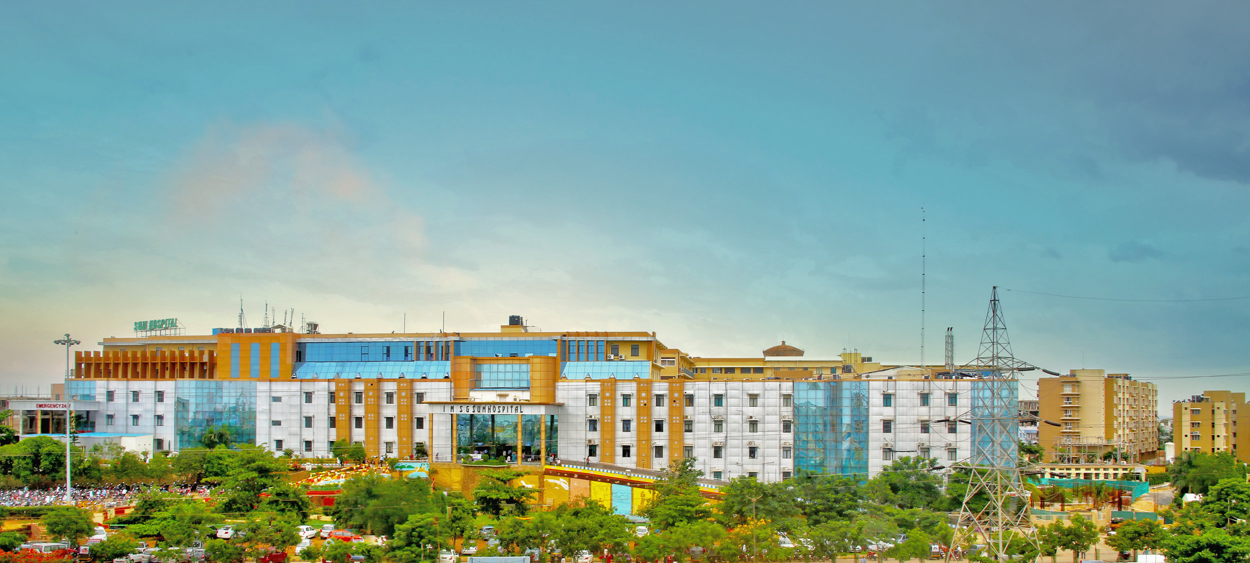 IMS & SUM Hospital - Institute of Medical Sciences and SUM Hospital