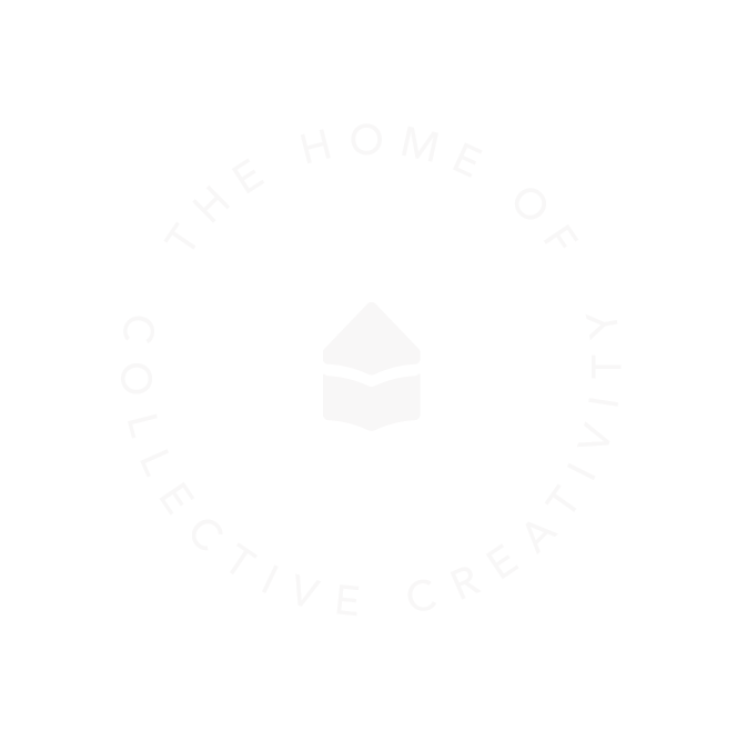 The Home of Collective Creativity Stamp