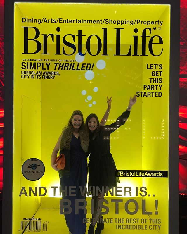 Our sister agency, Ignition won the 'Creative' award at the #bristollifeawards 2019. Congratulations to all the team! #awards #bristol #bestofbristol #creativeagency #collectivecreativity #win