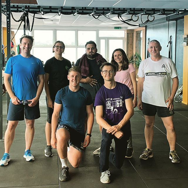 Fitness on a Friday for some of our team with @functional_fitness_bristol - All part of our Positive Working Policy. #employeewellness #wellbeing #wellness #health #fitness #collectivecreativity #employeewellbeing