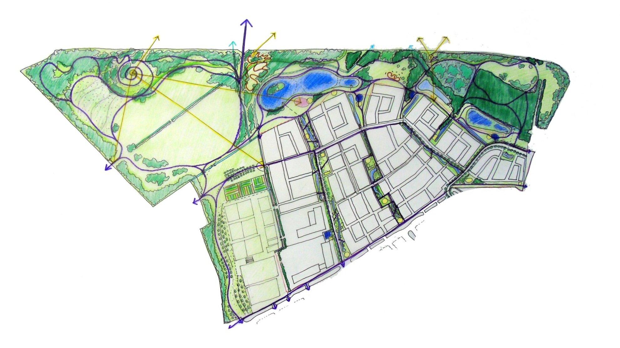 Emerging Landscaping Plan