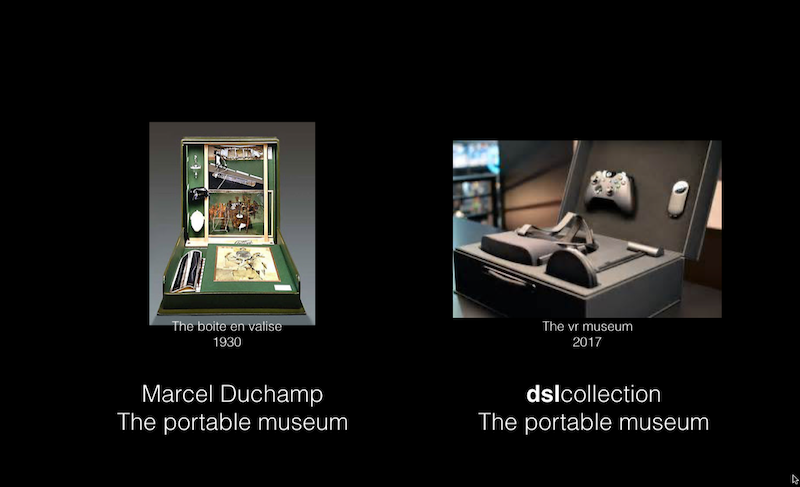 dsl collection, The portable museum