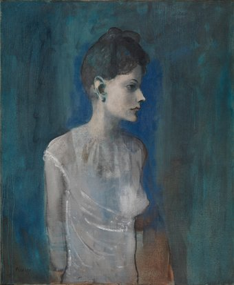 Pablo Picasso, Girl in a Chemise c.1905