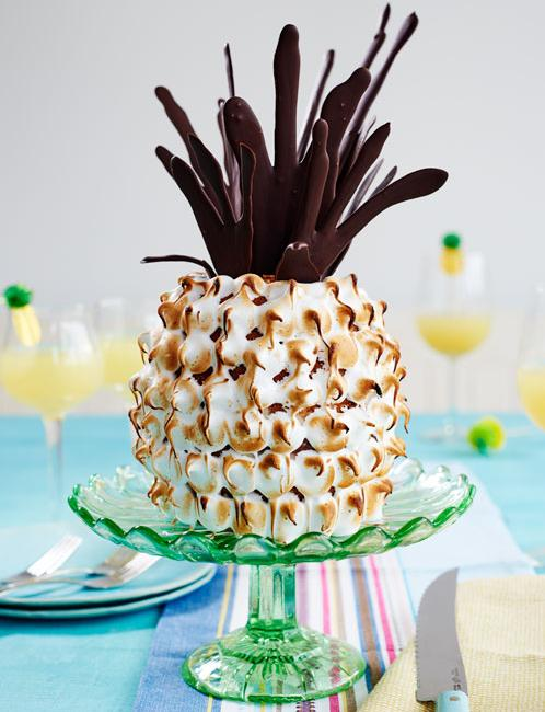 PINEAPPLE CAKE - SAINSBURY'S