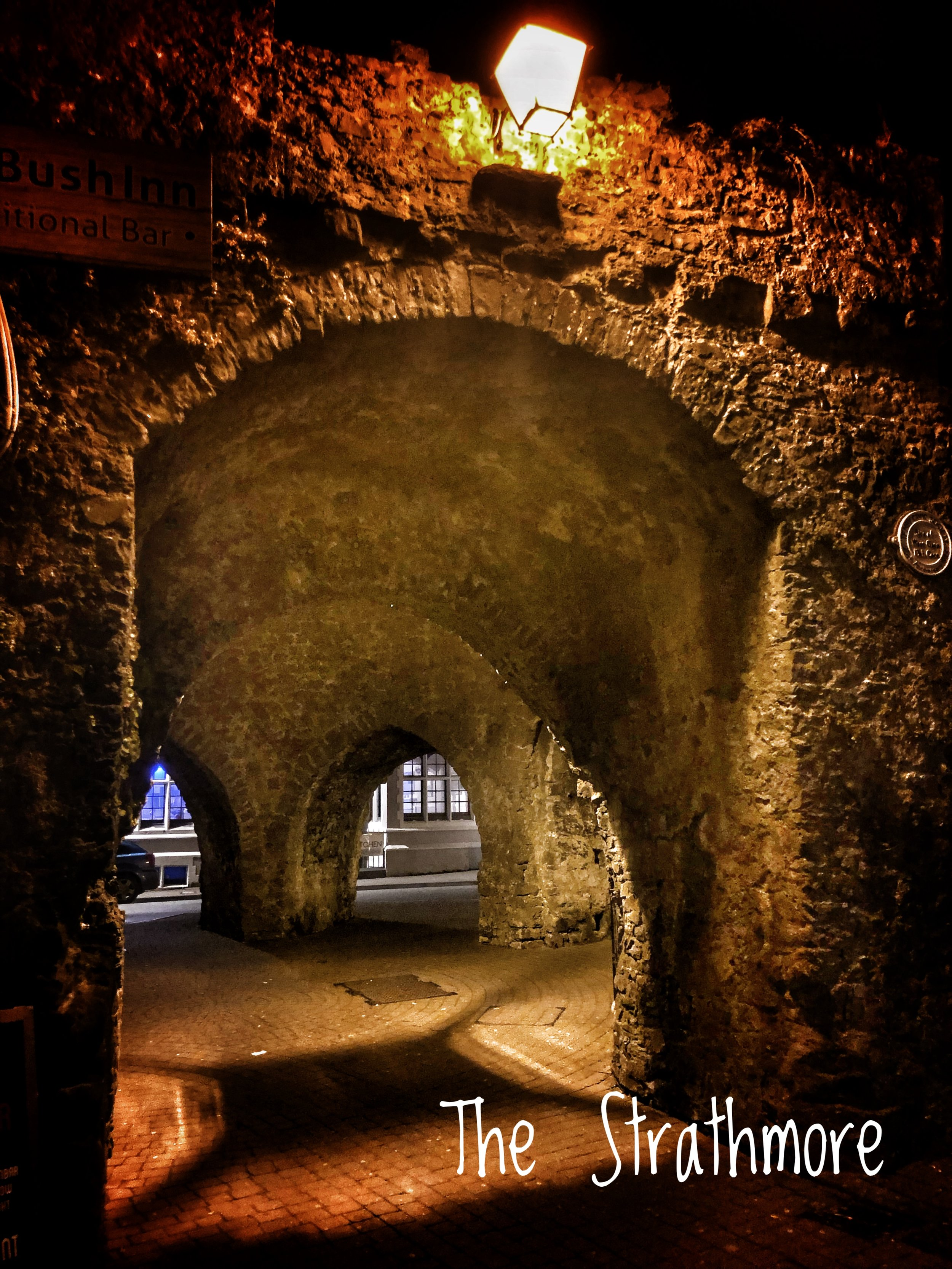 Five Arches, Tenby