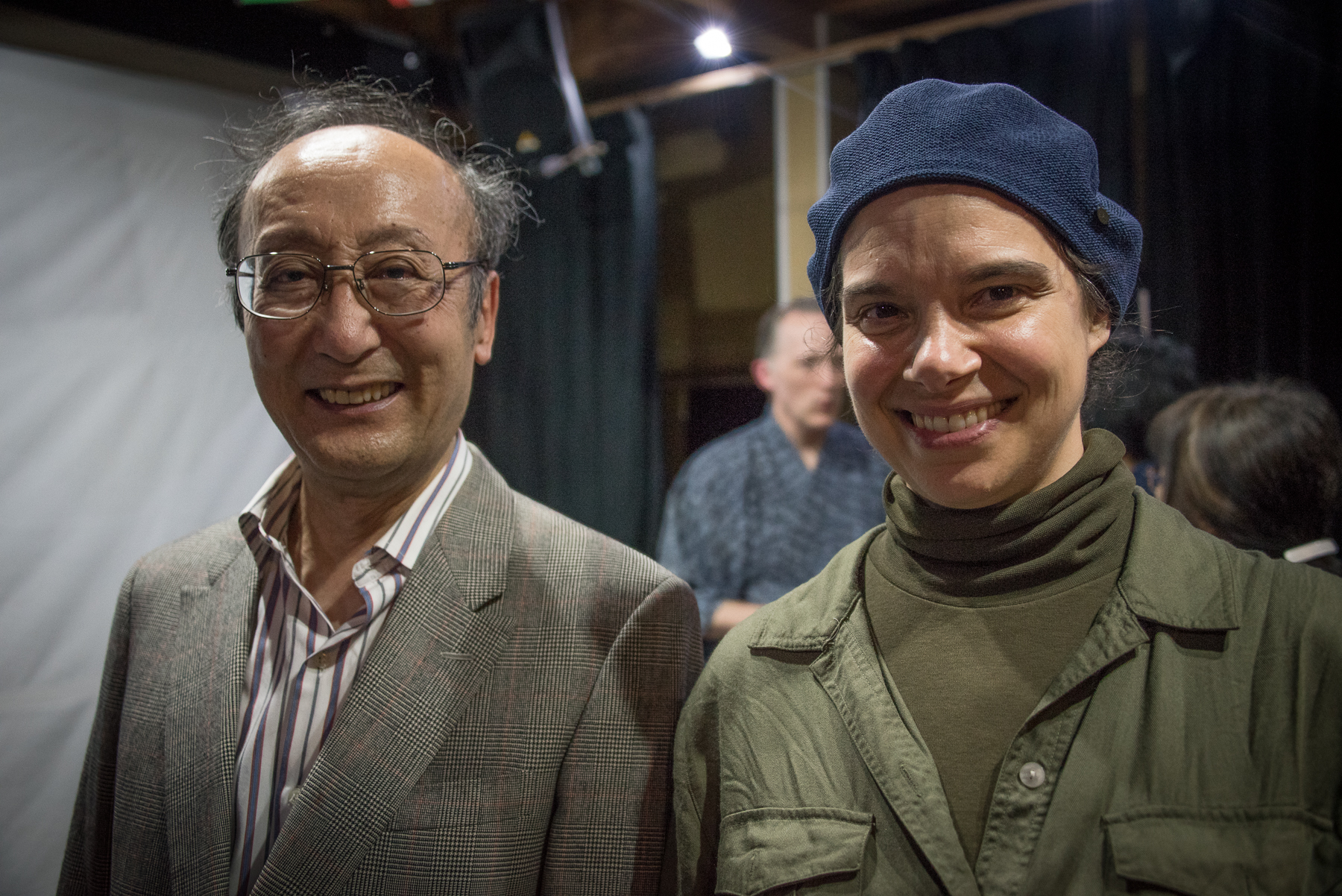 Ichikawa Tatsumi, Jubilith Moore