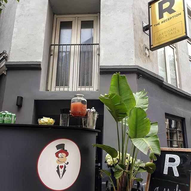 Vi takker for en god Distortion igår i samarbejde med @monkeybardk. Baren er åben igen i aften kl 17-02. 🥰🍹 #cocktailbar #vesterbro #venue #bar #copenhagen #drinks