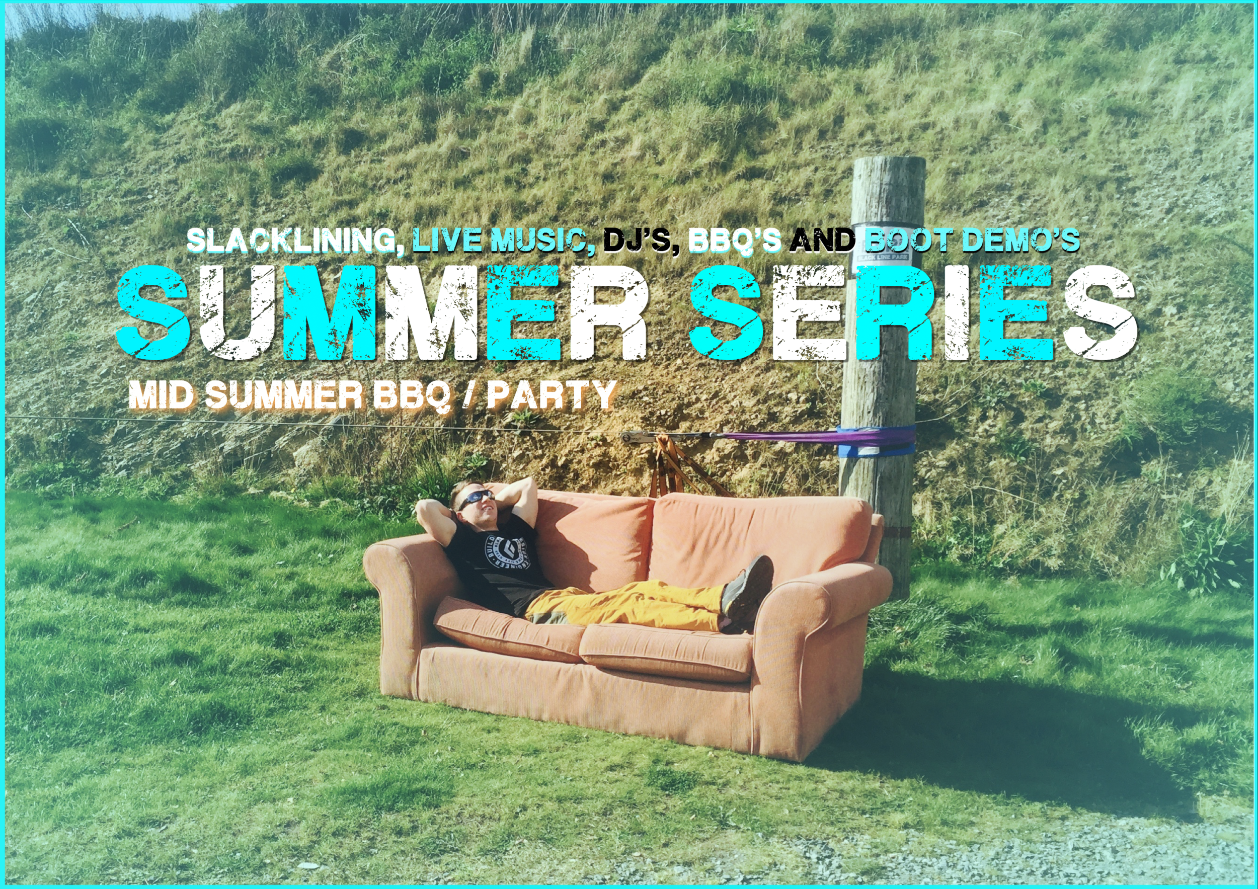THE SUMMER SERIES - Summer is here and The Barn Climbing Centre brings you its annual Summer Series. 2 x two week rounds of bloc projecting for you to get your teeth into. Together with our mid summer BBQ and party.