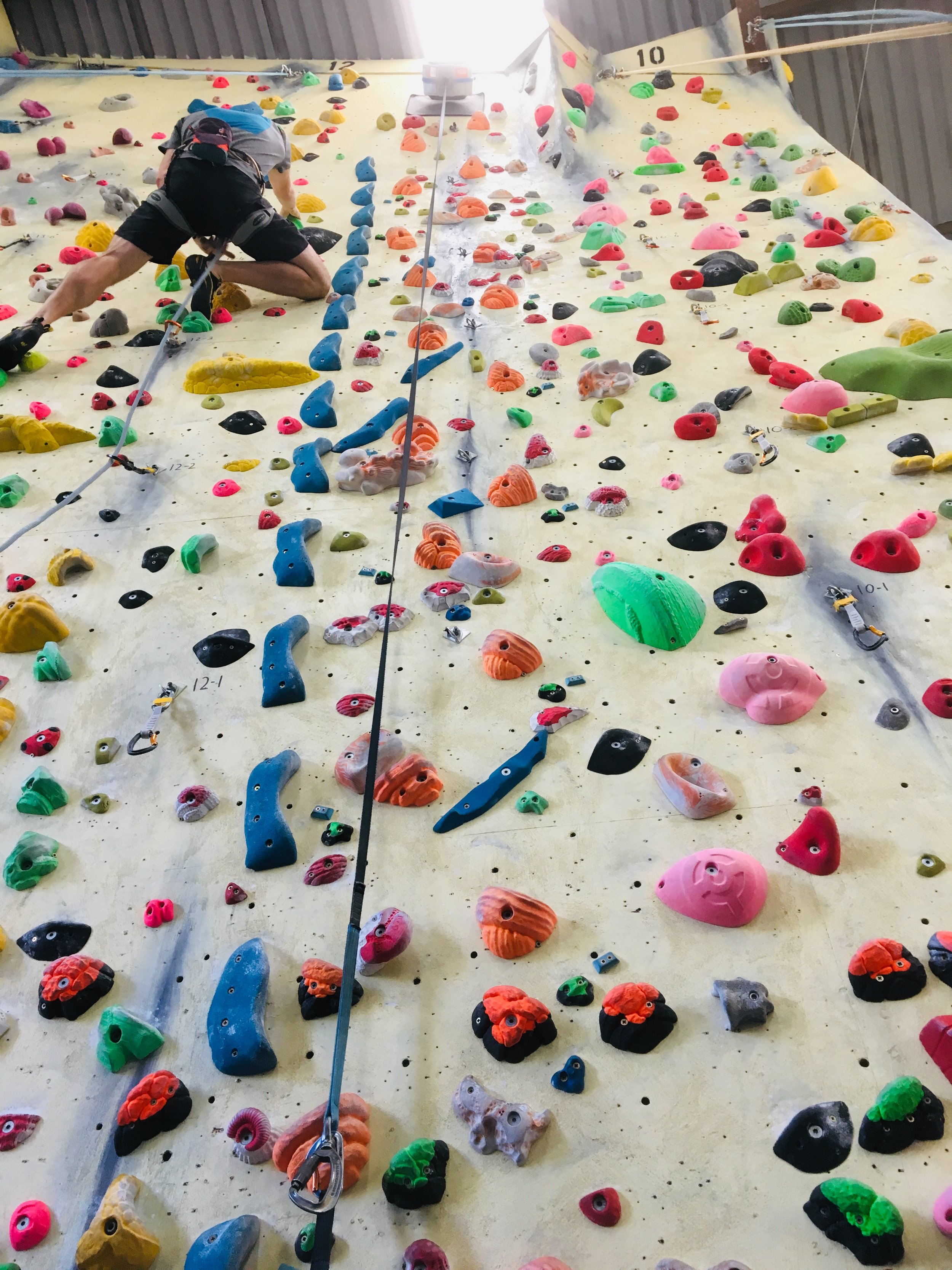 Hanger 11 (Auto Belay) - No New Routes (May 20th)