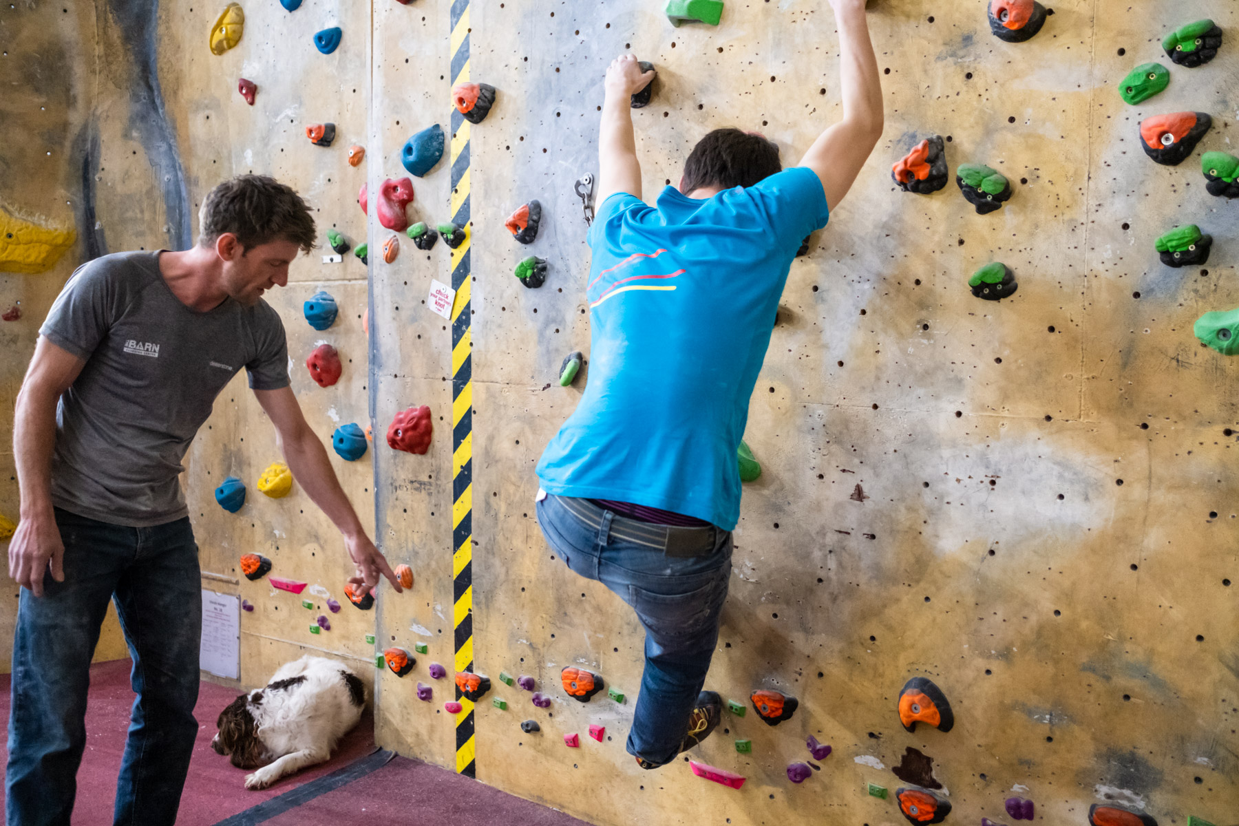 Adult & Youth Coaching - This climbing course is for Adults and Youth who require time with an experienced instructor, who can advise, teach and give personal coaching on any aspect of climbing you require. This course is both for beginners and experienced climbers alike and is completely tailored to your needs.
