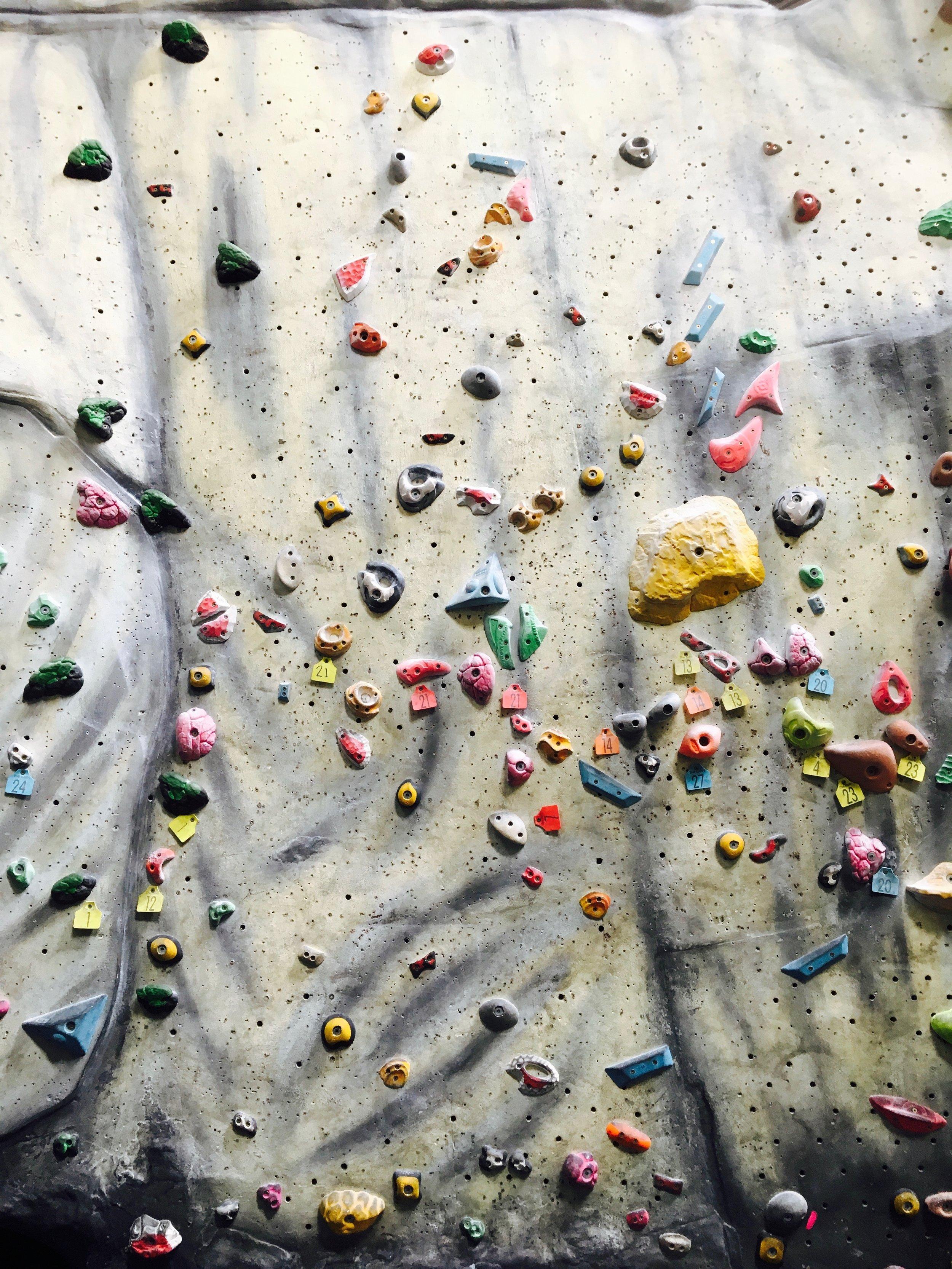 Vertical Wall -