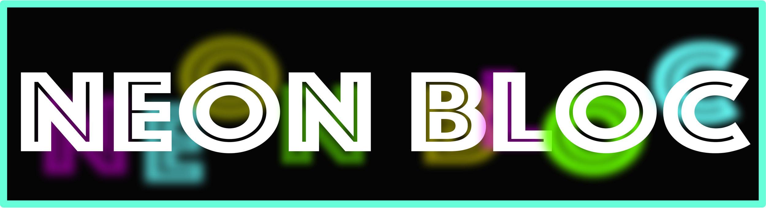 NEON BLOC Bumper Sticker.jpg