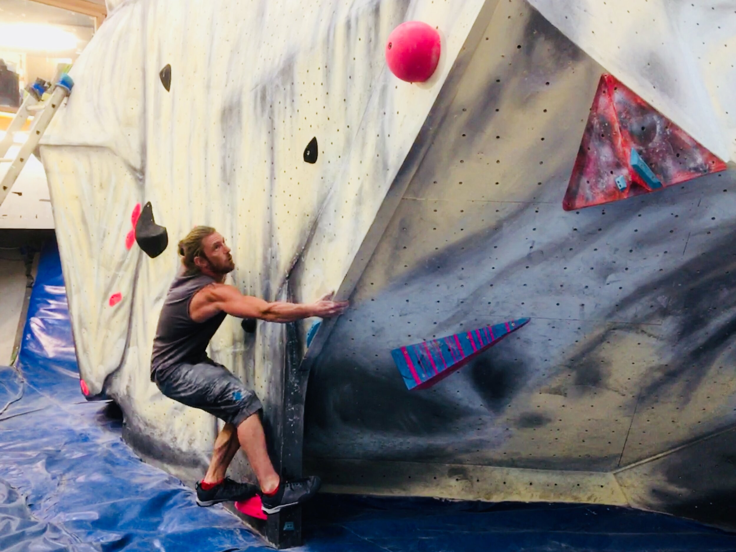 Quality Blocs - Set by professional route setters regularly.