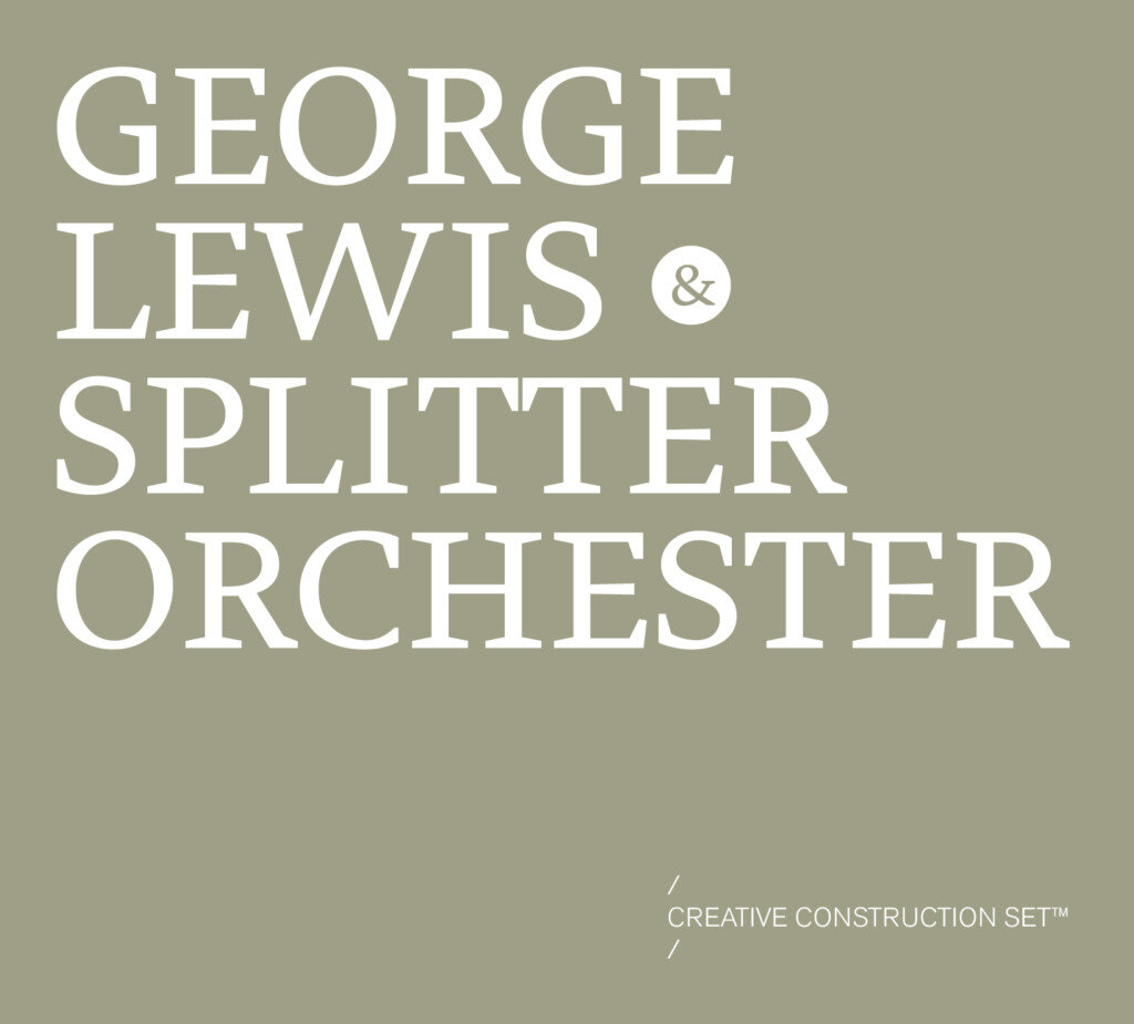 GEORGE LEWIS & SPLITTER ORCHESTER - (Mikroton)