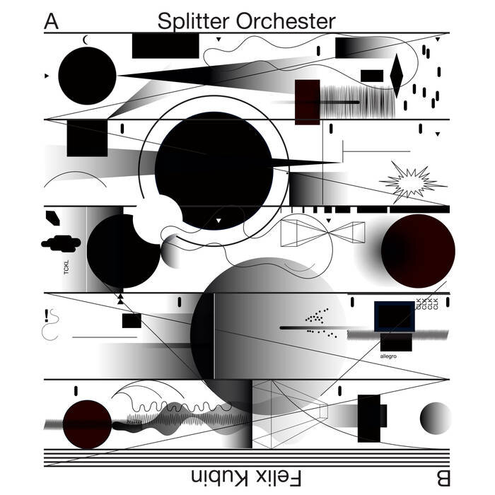 SHINE ON YOU CRAZY DIAGRAM - Splitter & Felix Kubion (gargarin records)