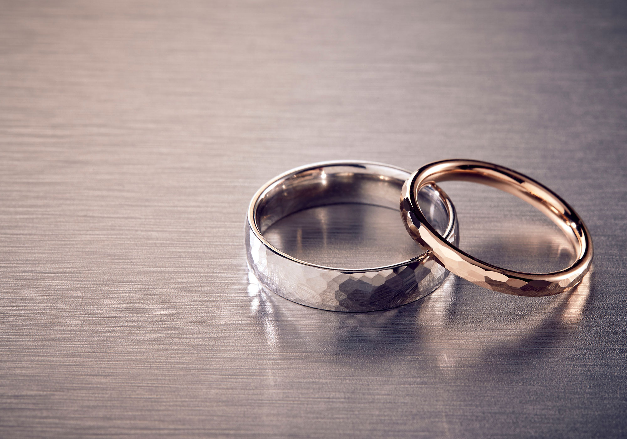Metal advice - Choosing the right metal for your wedding bands is really important…