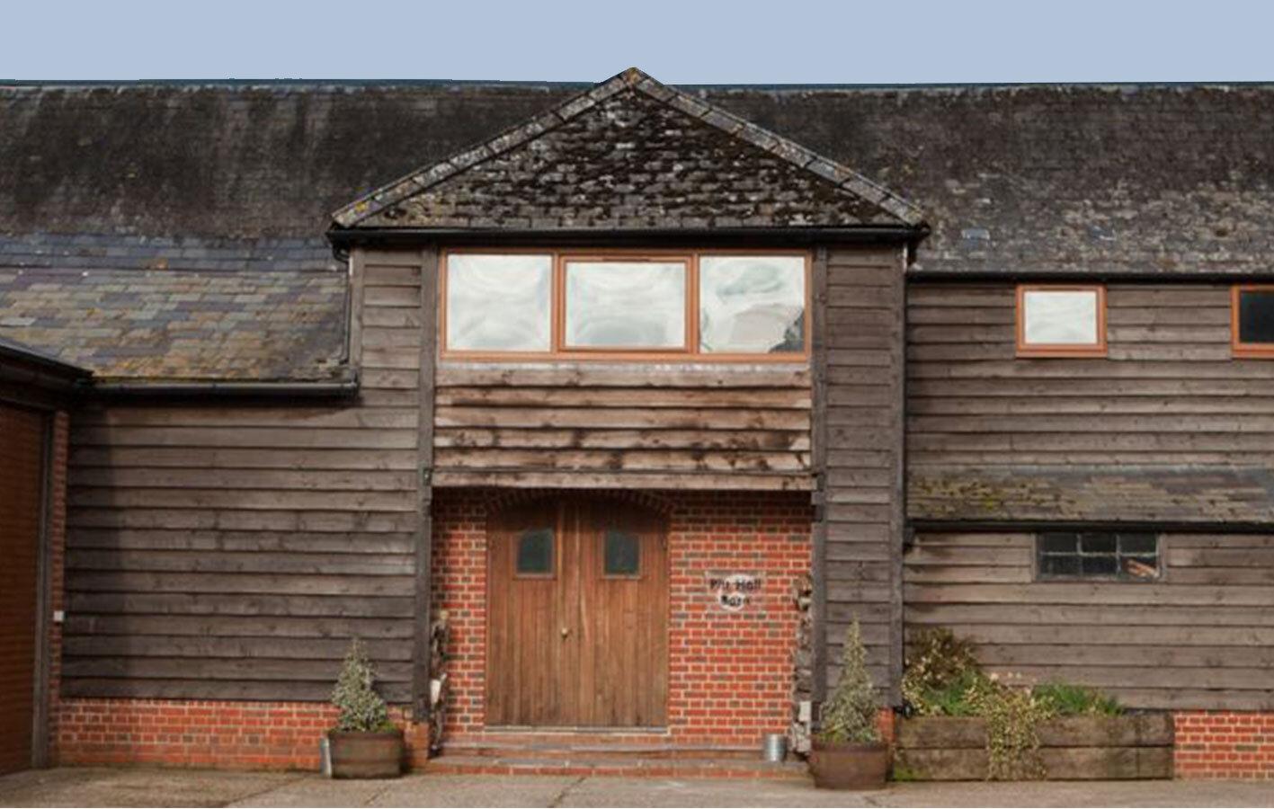 Pitthall Barn -