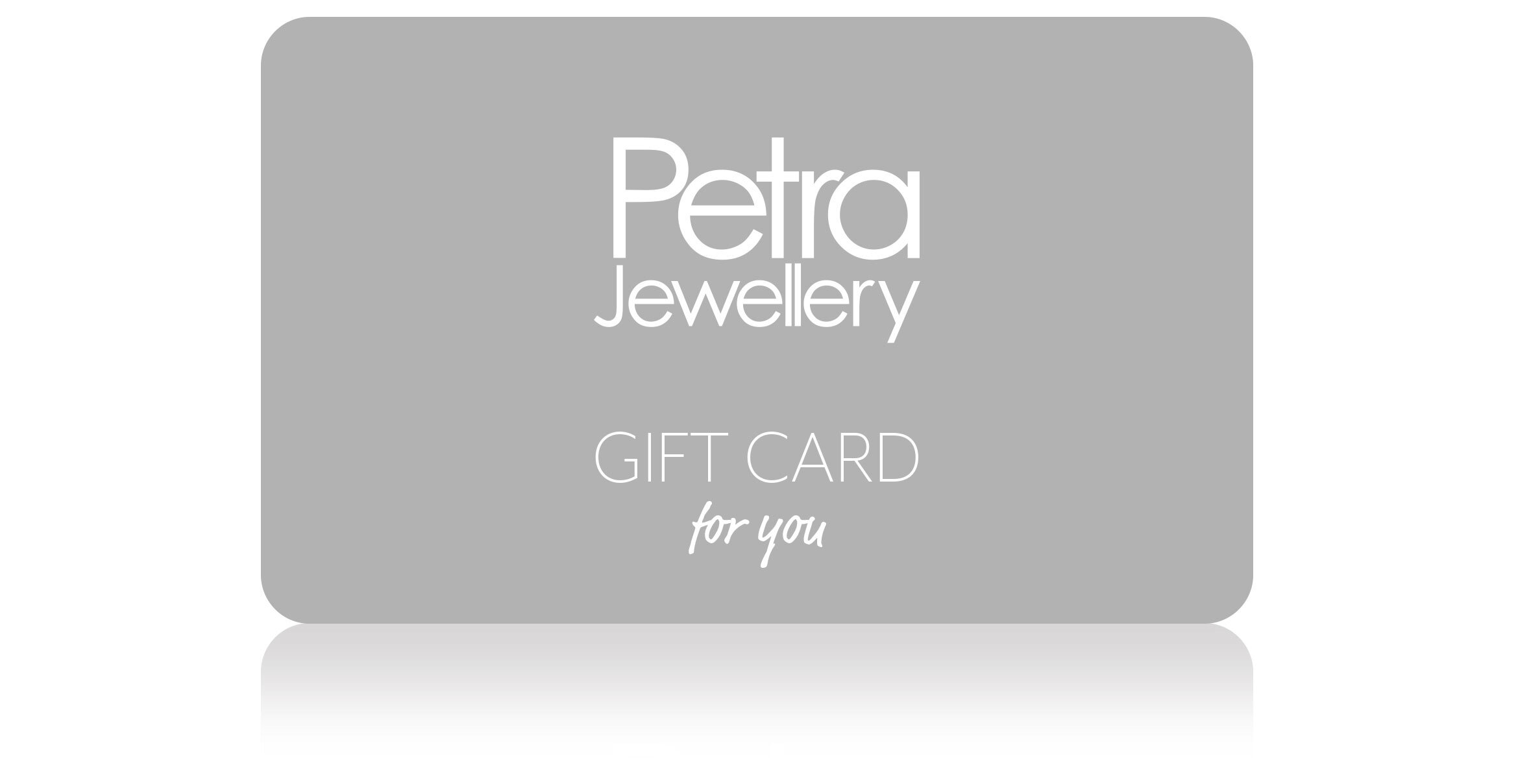 You can buy gift cards and e-gift cards to be used as part or full payment>