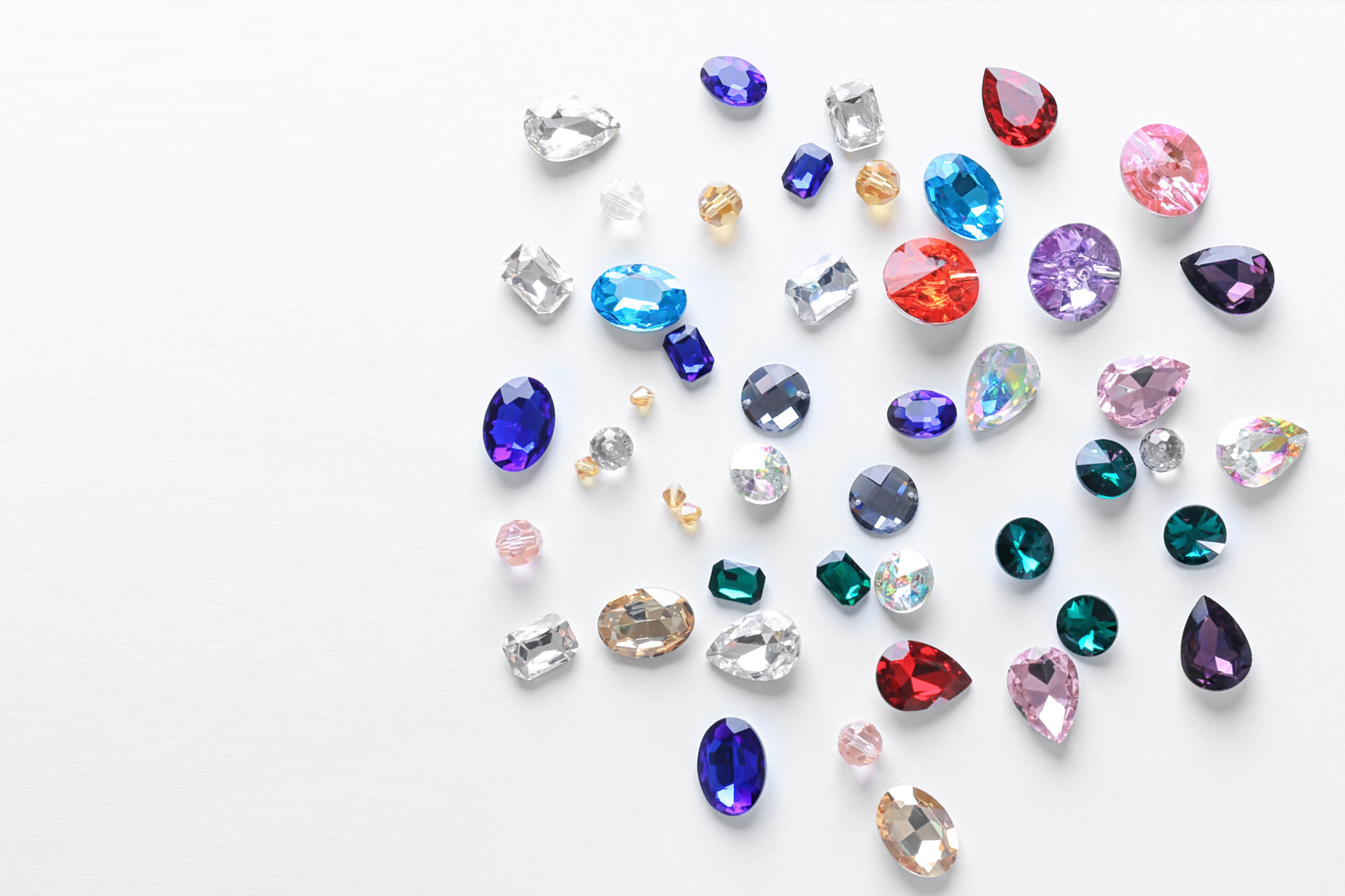 Gem Stone Events - Learn more about your birth gemstone at these exclusive viewing events.