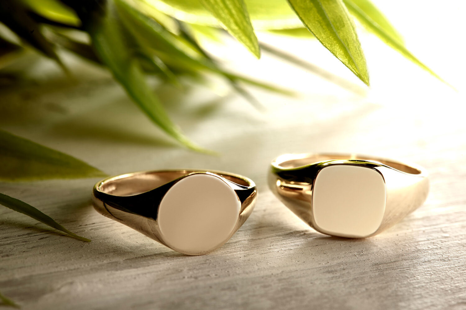 Signet Rings - BROWSE COLLECTION