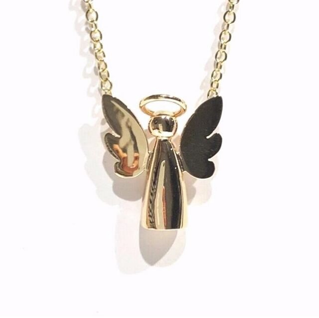 You can have your NHS Angel made from your inherited gold too.  She'll cost around £340 which is mainly for the chain as we are donating our goldsmith's labour and also another £60 to NHS charities for every angel we make in May.