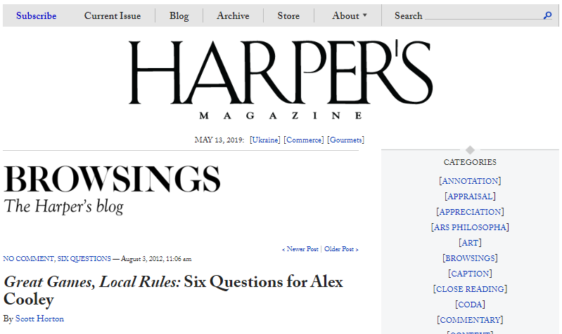 2012.08.12 Harpers Magazine.png