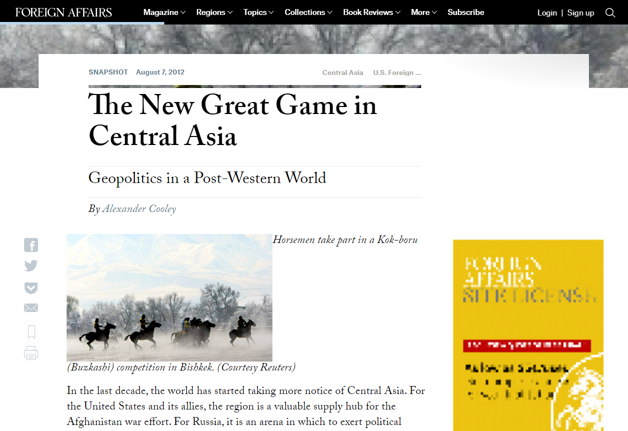 2012.08.07 Foreign Affairs article.png