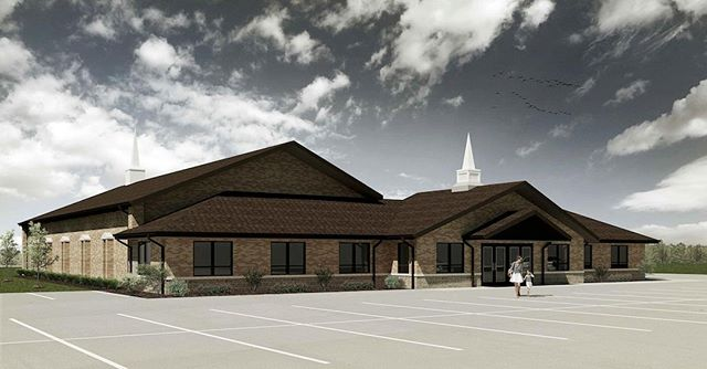 This past Sunday we were excited to share progress regarding our future lobby expansion!  This isn't a final drawing, which means that specifics of materials, exact window placement, etc. still need to be decided, but it gives us a rough idea of where we are heading. This addition is an open concept that connects the sanctuary and fellowship hall more cohesively and will improve movement.  In addition, it adds a privacy wall in front of the restrooms and adds a wider coffee area with a potential sink/drain.  It also expands, connects and improves security for our infant and toddler nurseries. It's exciting! Please pray God continues to guide the Vision team and Board as they work through the details!