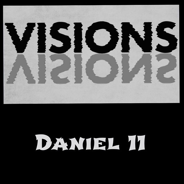 For this coming Sunday, remember to read ahead with us in preparation for Pastor Tim's sermon on Daniel 11.