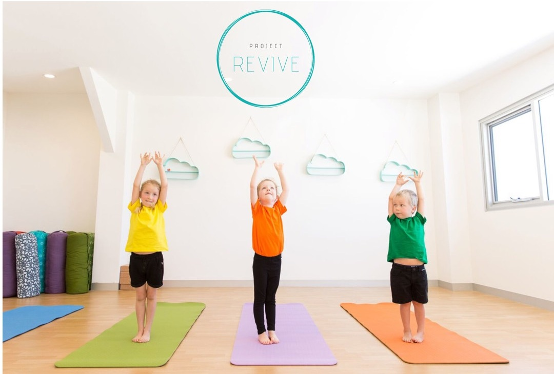 Mini Revivers - Kids Yoga
