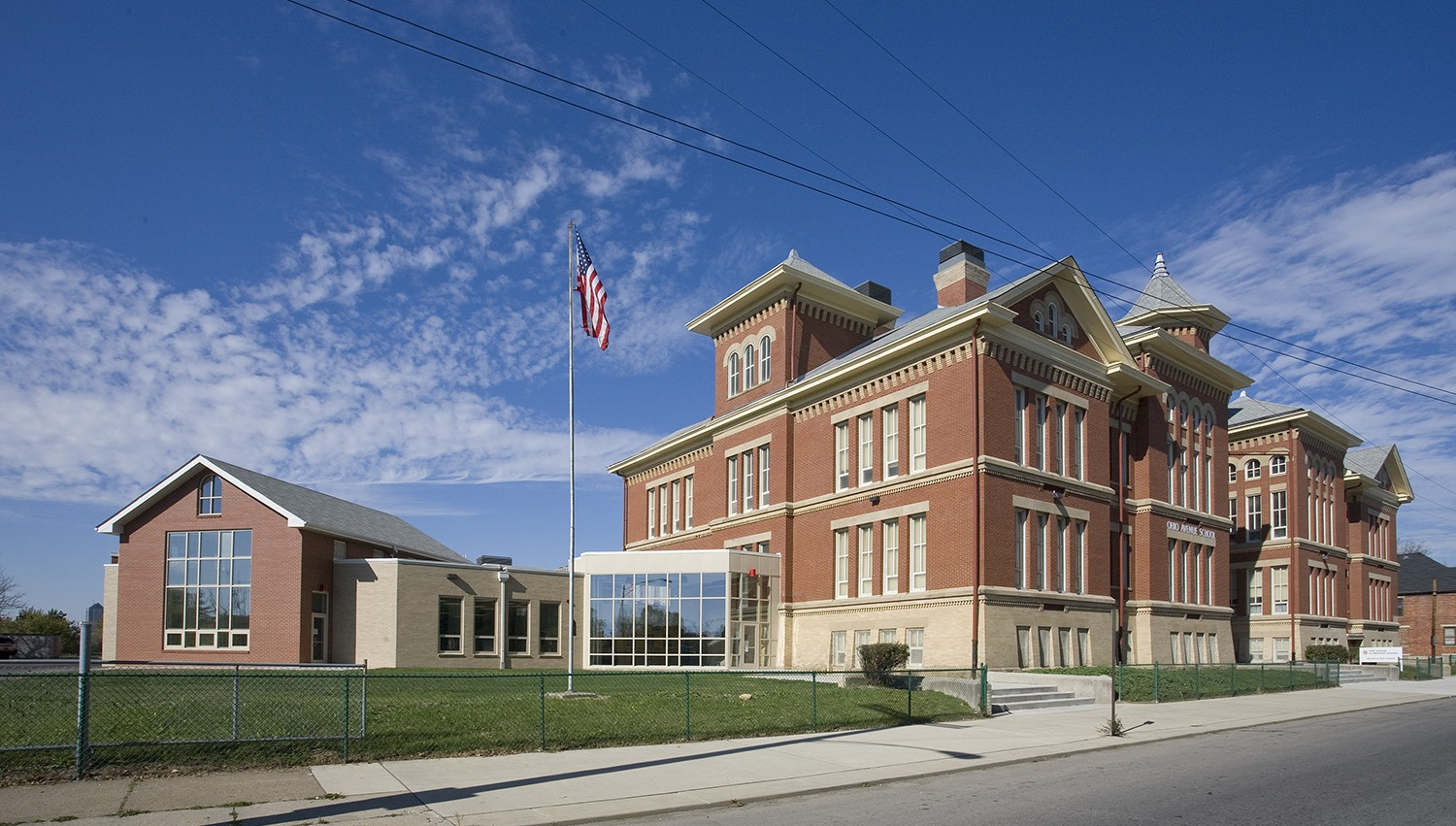 Historic Restoration and Cafeteria Addition
