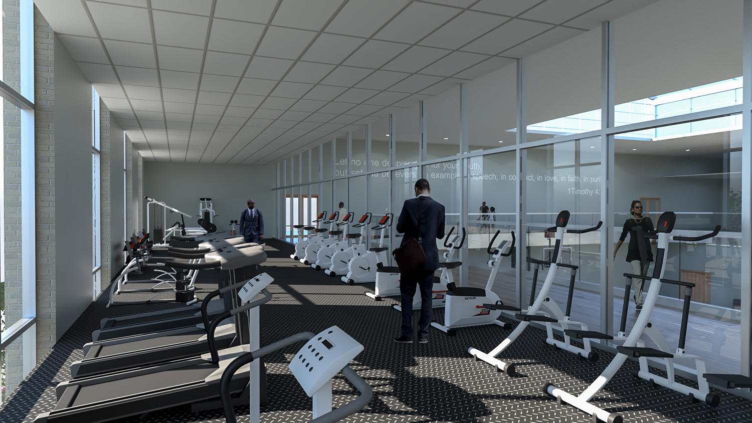 Workout | Exercise Rooms