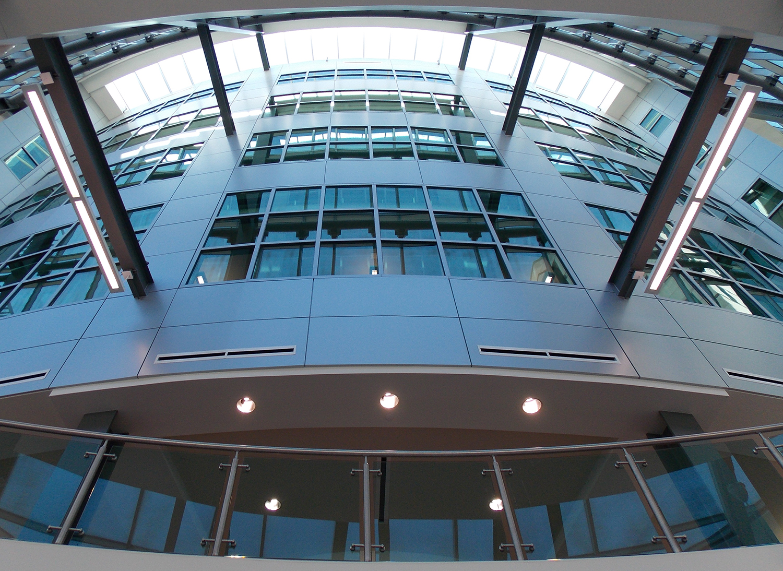 Galleria Entry Skylight