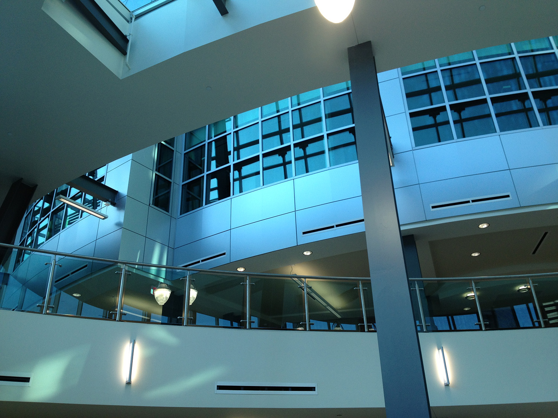 Contemporary Atrium