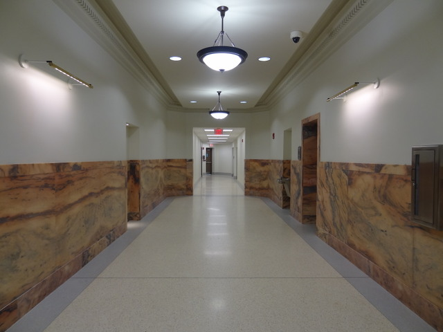 Marble and Terrazzo Surface Restoration