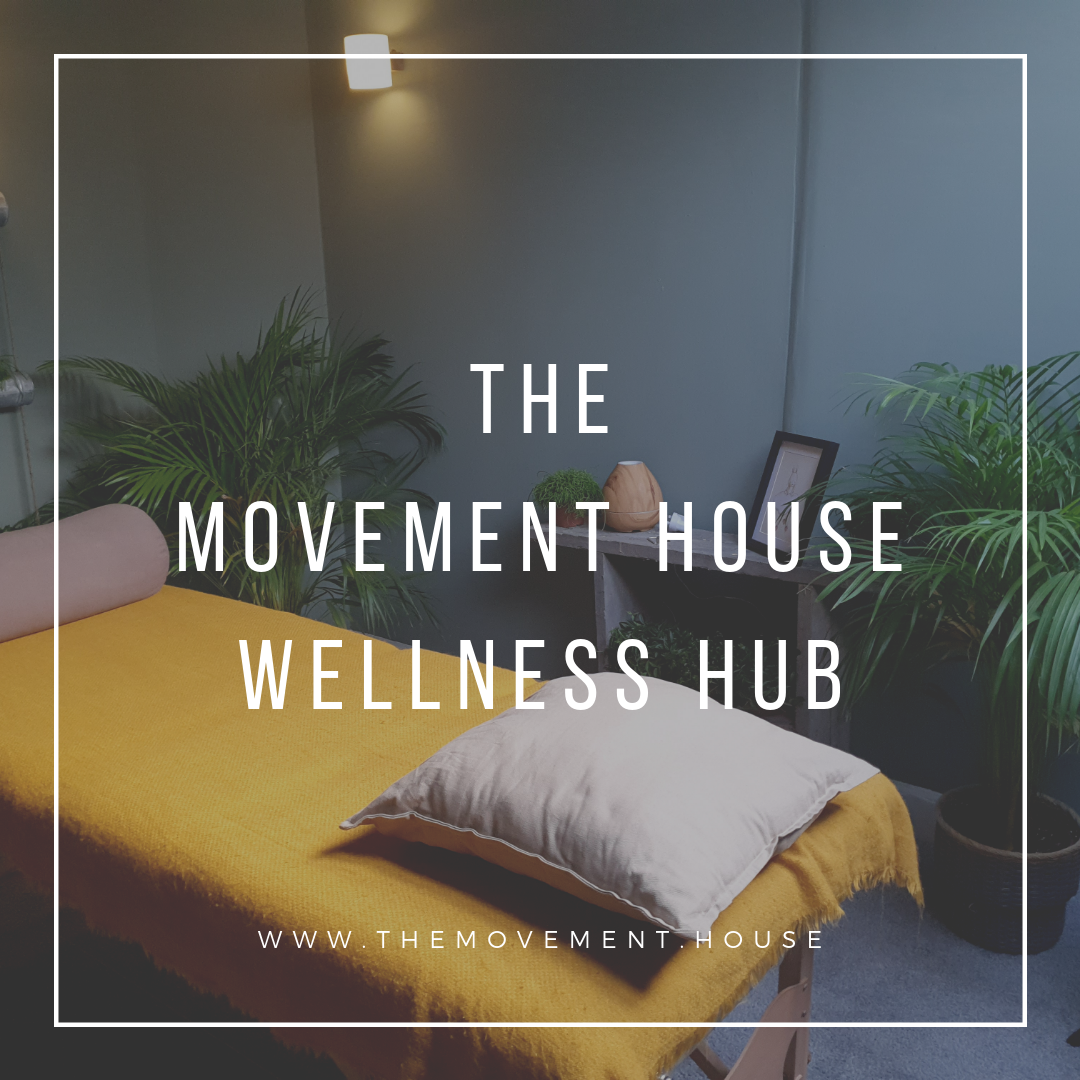 The Wellness Hub - Our Upstairs Space for Rent atThe Movement House