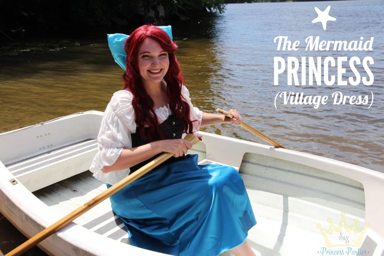 Mermaid Princess Village.png