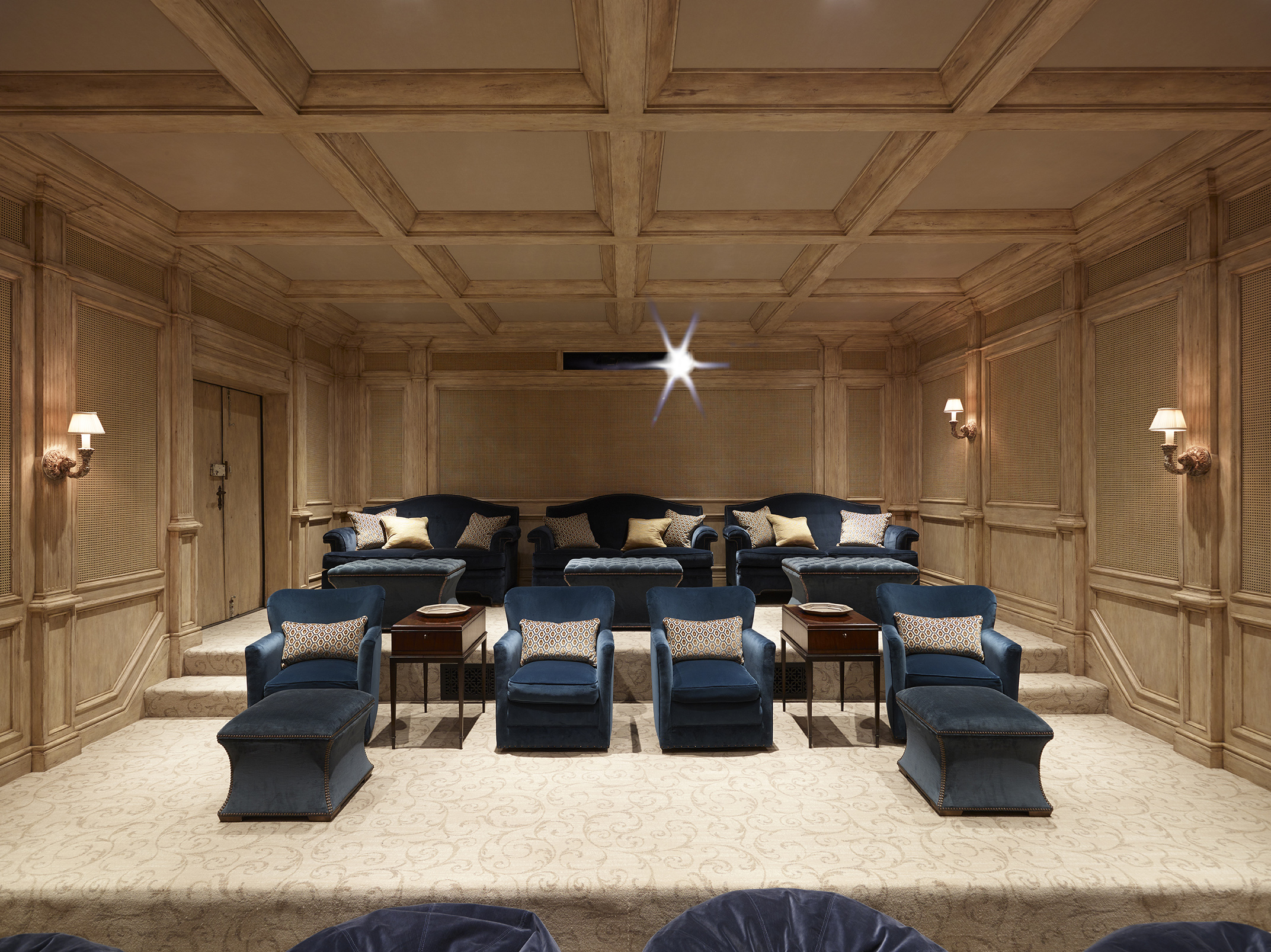 Stone Hill  Residential & Home Theater Gallery
