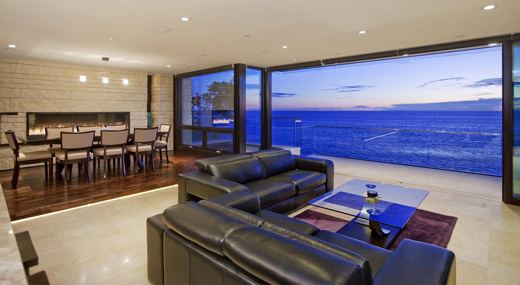 Oceanfront Modern  Residential Gallery