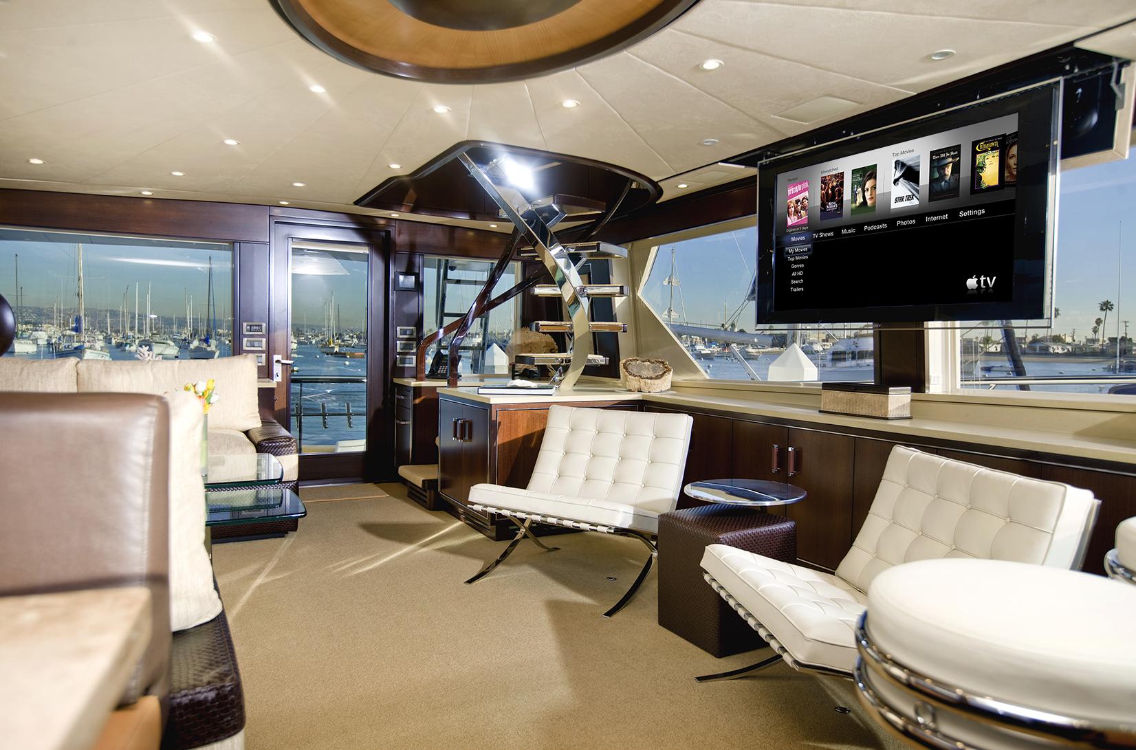 Cantara at Sea  Yacht Gallery