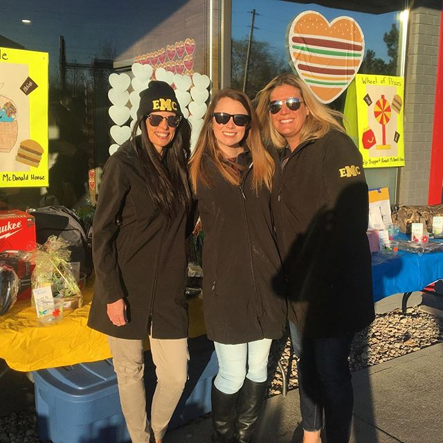 Today is McHappy Day!! ✨ ⬇️ An annual day of community giving to support Ronald McDonald Houses and other local children's charities across Canada🇨🇦! RMH supports more than 25,000 families each year. 💛 . . EMC is volunteering at our local Kincardine McDonalds, helping to collect donations. Roll through the drive-thru and say hello 👋🏻!