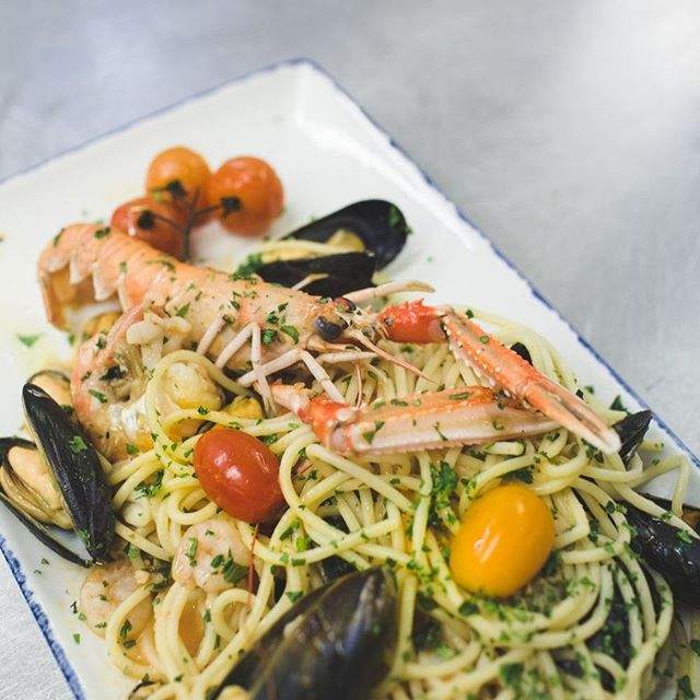 There's nothing tastier than a bowl of freshly made pasta 🍝  #riva #rivahelensburgh #helensburgh #dumbartonshire #inverclyde #waterfront #waterside #ItalianFood #Italian #italianrestaurant #italianchef #pasta #pizza #drinks #cocktails #famil #friends #weekend #staylocal #buylocal #freshfood