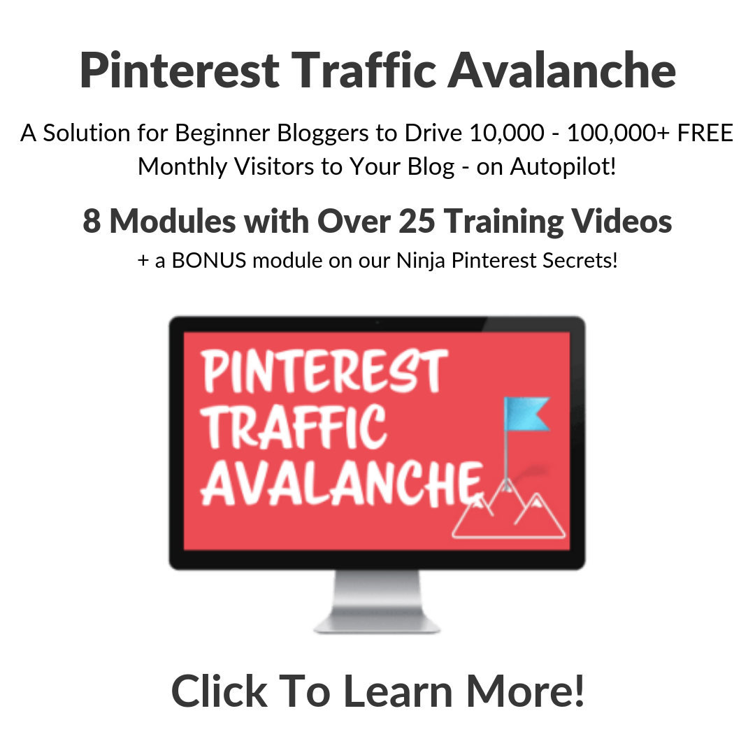 Pinterest Traffic Avalanche - Sidebar.png