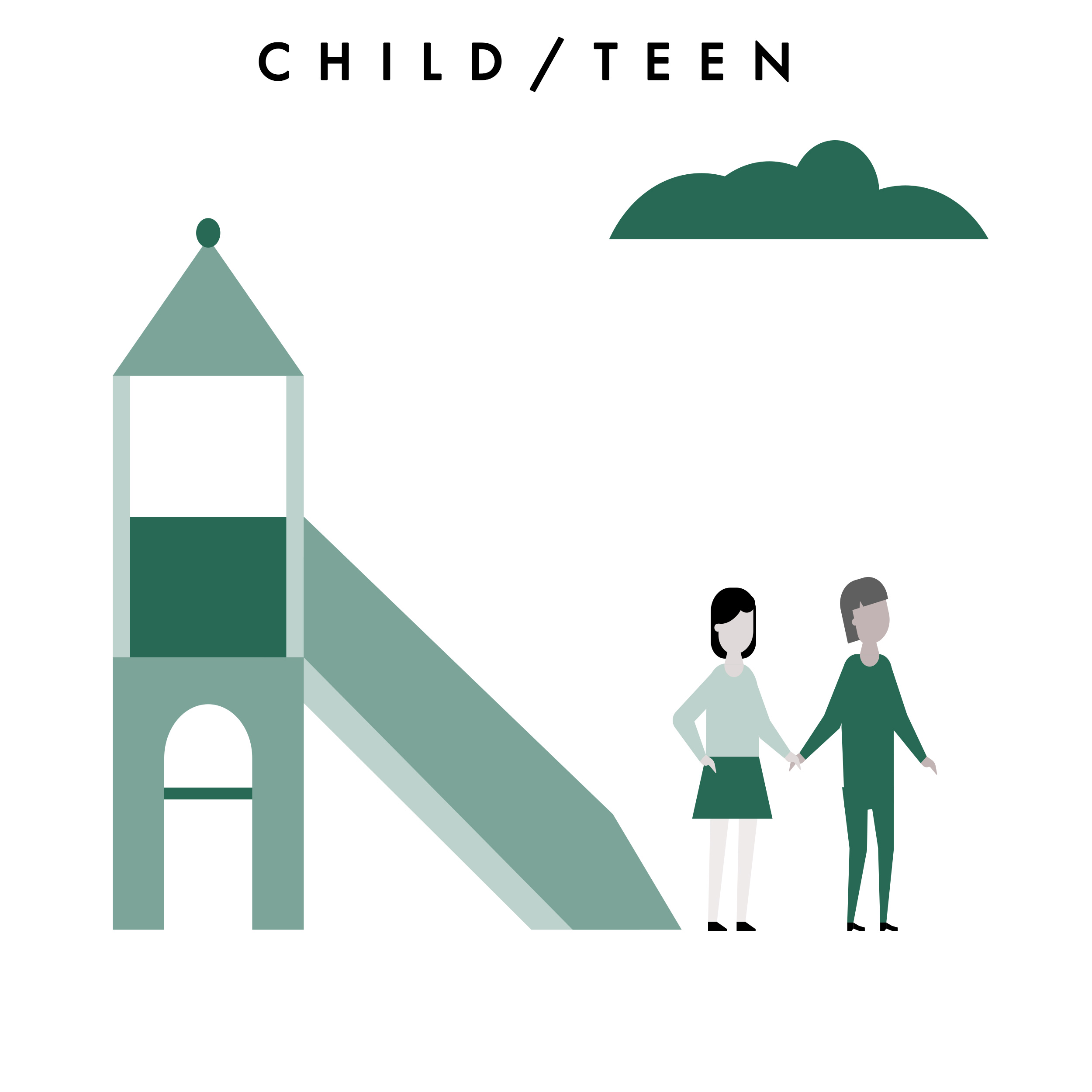 CHILD/Teen COUNSELING - General child & teen counselingTrauma/moodPeer traumaDivorce & parental separationAlternative livingLGBTQIA2+Behavioral concerns