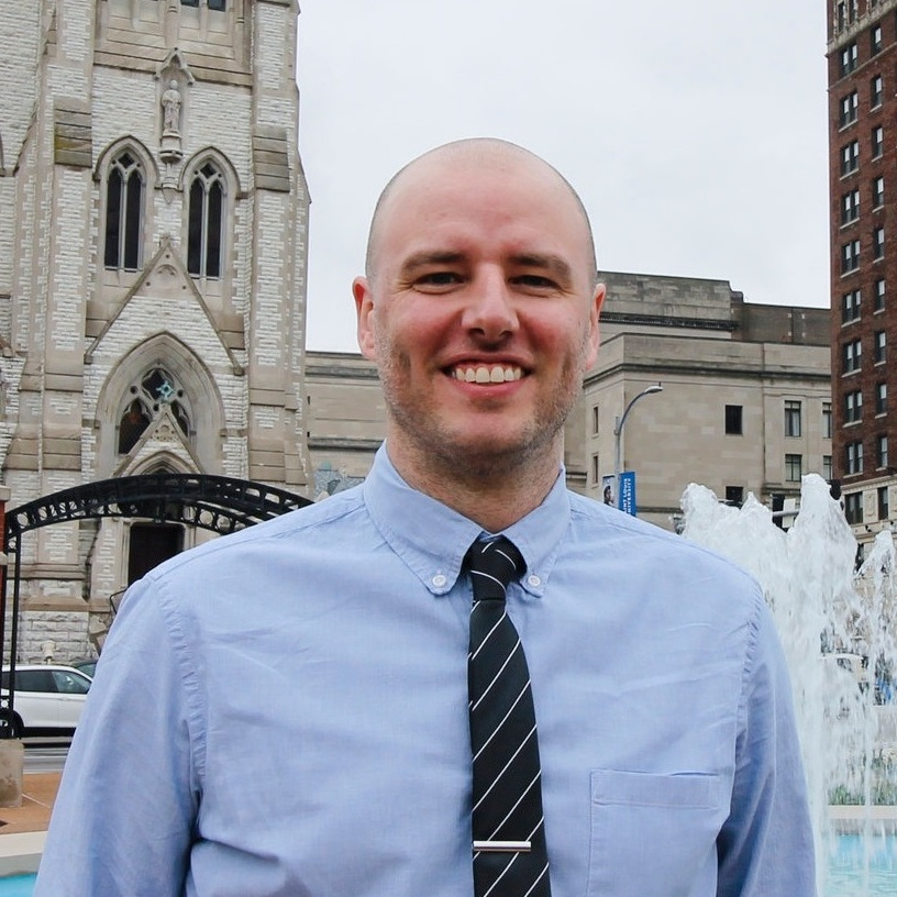 Evan Rhinesmith, Ph.D. - DIRECTOR of Research & EvaluationSchool of EducationSaint Louis University