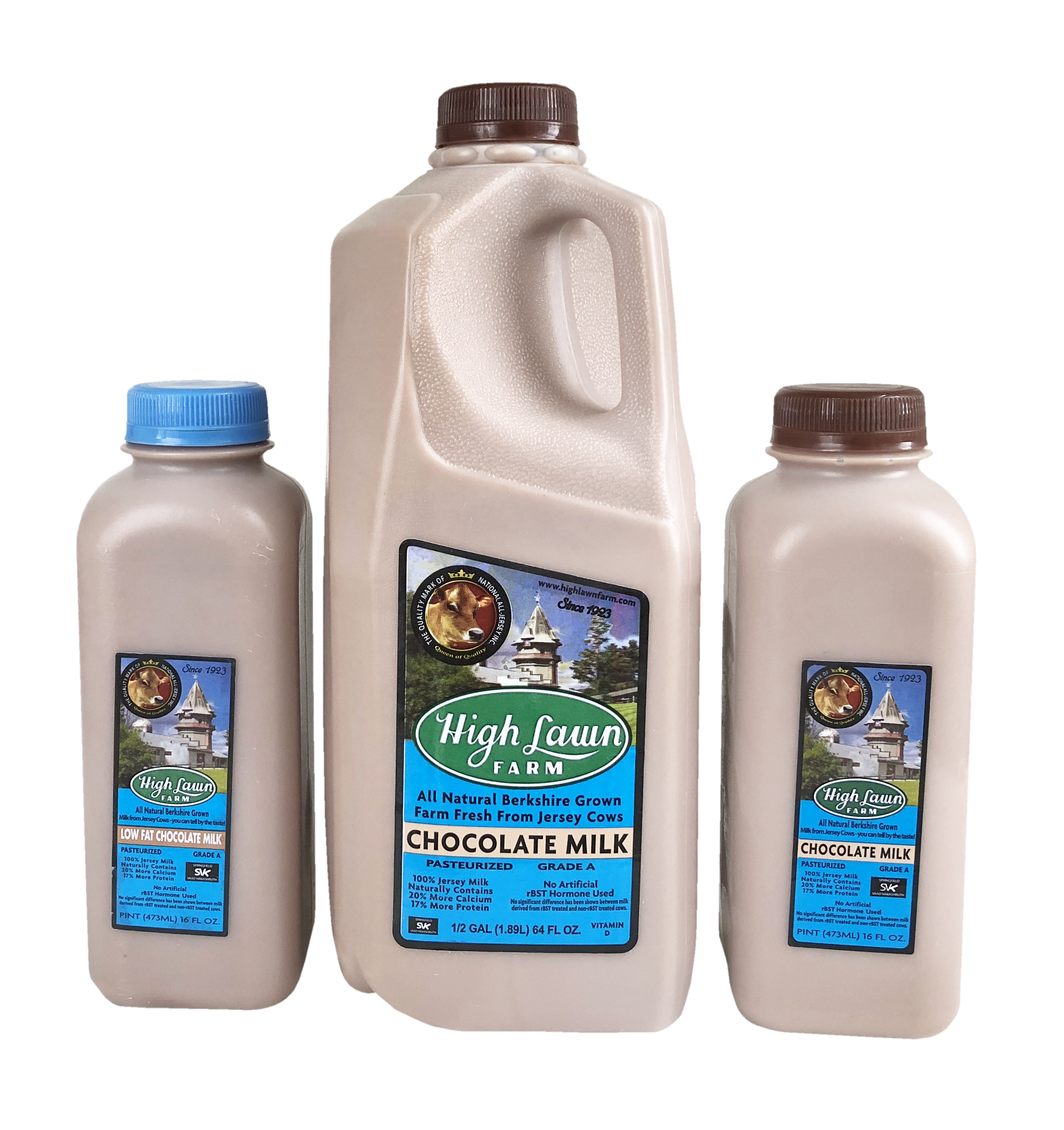 high_lawn_farm_chocolate_milk_trio
