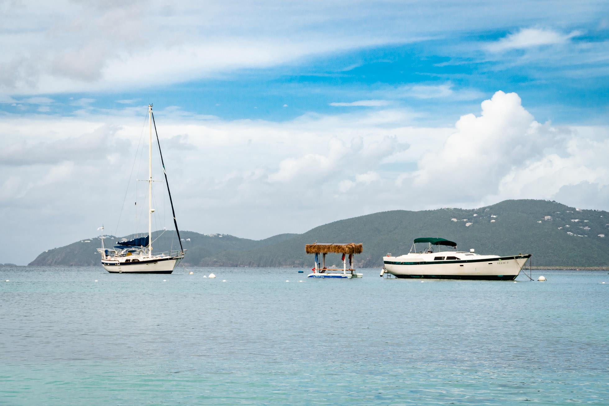water island, united states virgin islands, honeymoon beach, snorkeling