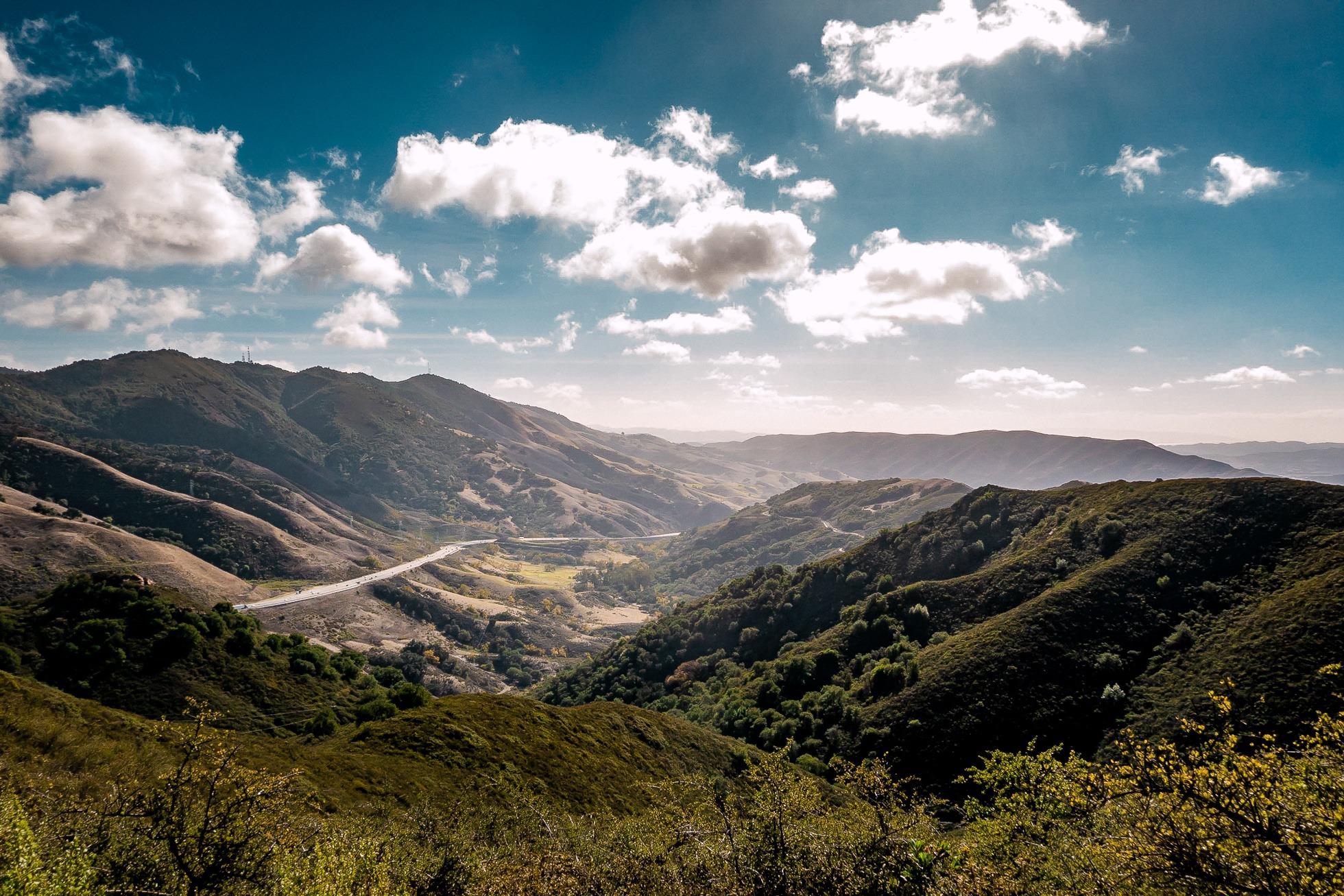 Cuestra Ridge, Los Padres National Forest, California