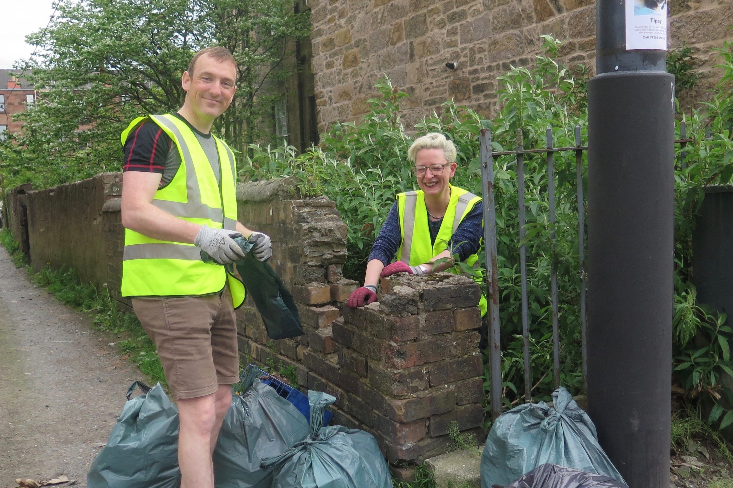 Woodlands Community Clean-Ups -