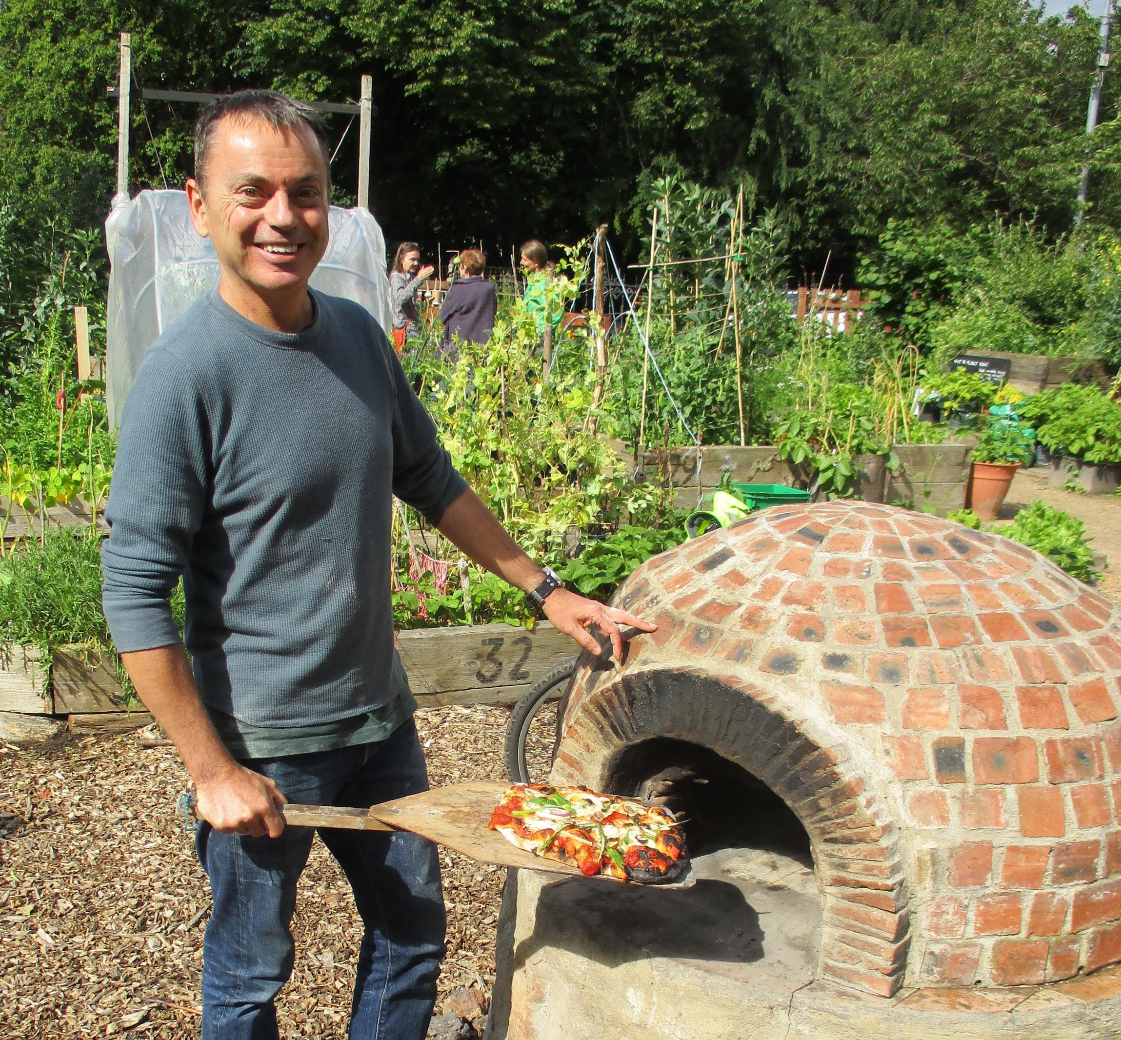 Jerry Hutchinson (Garden Support Worker)
